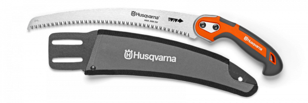 Ívelt ágvágó fűrész Husqvarna 300CU fureszbolt.hu Husqvarna webáruház