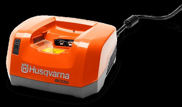 Akkumulátortöltő Husqvarna QC330 fureszbolt.hu Husqvarna webáruház