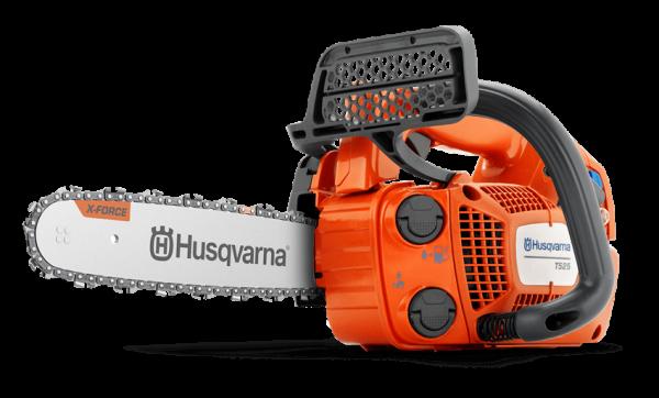 """Láncfűrészek Husqvarna T525 10"""" (Egykezes láncfűrész) fureszbolt.hu Husqvarna webáruház"""